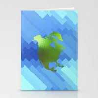North America Stationery Cards