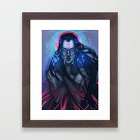 Ethereality Framed Art Print