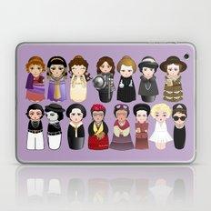 Kokeshis Women In The Hi… Laptop & iPad Skin