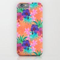 Heidi Tropical iPhone 6 Slim Case