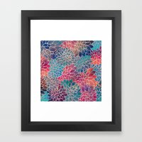 Floral Abstract 8 Framed Art Print