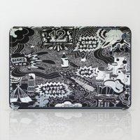 Cornbread And Butternut iPad Case