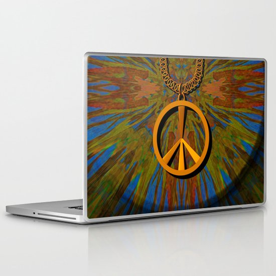 Child of the Sixties Laptop & iPad Skin