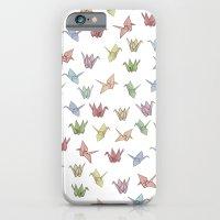 Origami Cranes iPhone 6 Slim Case