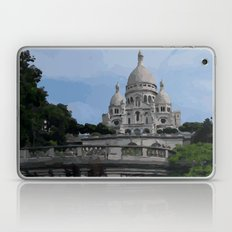 Sacre Coeur Paris France Laptop & iPad Skin