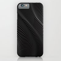 iPhone & iPod Case featuring Minimal curves II by Leandro Pita