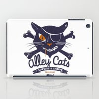 Alley Cats iPad Case
