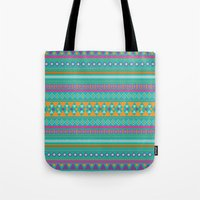 Tribal Party Tote Bag