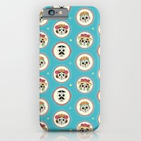 Day Of The Dead iPhone 6 Slim Case
