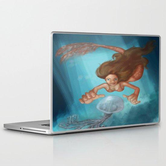 Mermaid Laptop & iPad Skin