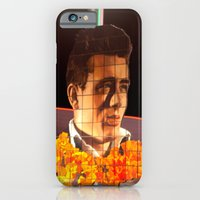 iPhone & iPod Case featuring James Dean Fly by Night by SO FAR SO GOOD / Rob Kalmbach