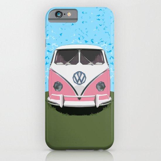 VW Kombi Love van iPhone & iPod Case