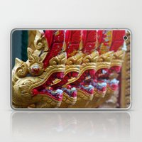 Temple Dragons Vientiane… Laptop & iPad Skin