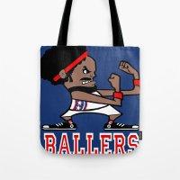 Ballers Tote Bag