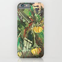 iPhone & iPod Case featuring SUNFLOWERS  by Renata Kats