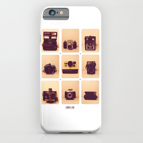 camera love iPhone & iPod Case