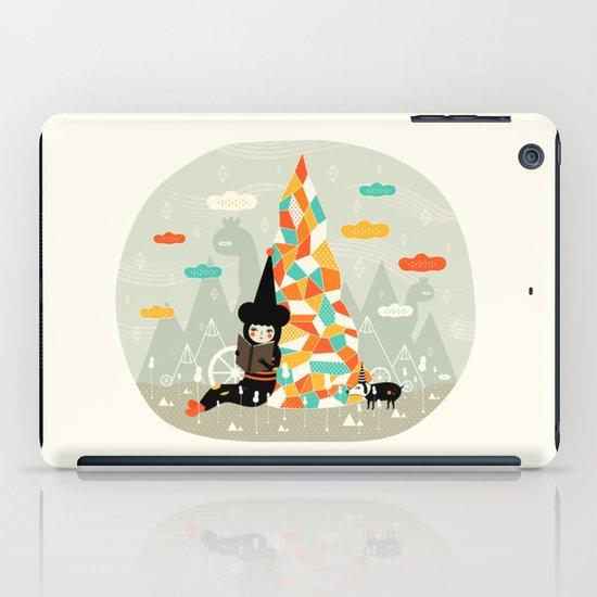 Those magical days... iPad Case