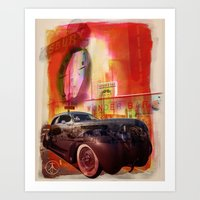 Welcome To Asbury Park Art Print