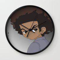 The Boondocks Wall Clock