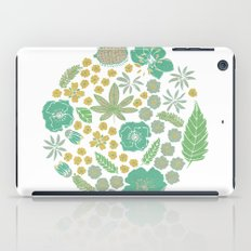Floral Bloom  iPad Case