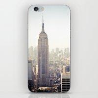 New York City, Empire St… iPhone & iPod Skin