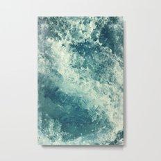 Water I Metal Print