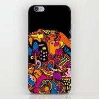 Puska iPhone & iPod Skin