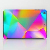Expressionist Cubes iPad Case