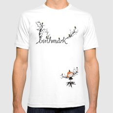 daphne's metamorphosis SMALL White Mens Fitted Tee