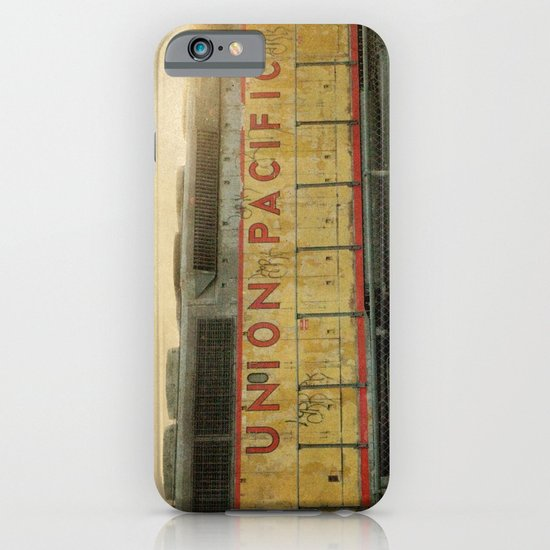 Union Pacific  iPhone & iPod Case