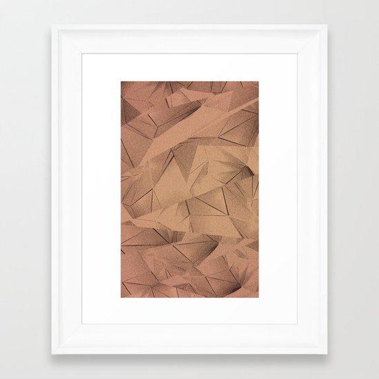 helios oikos (in lincoln) Framed Art Print