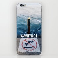 Why not iPhone & iPod Skin