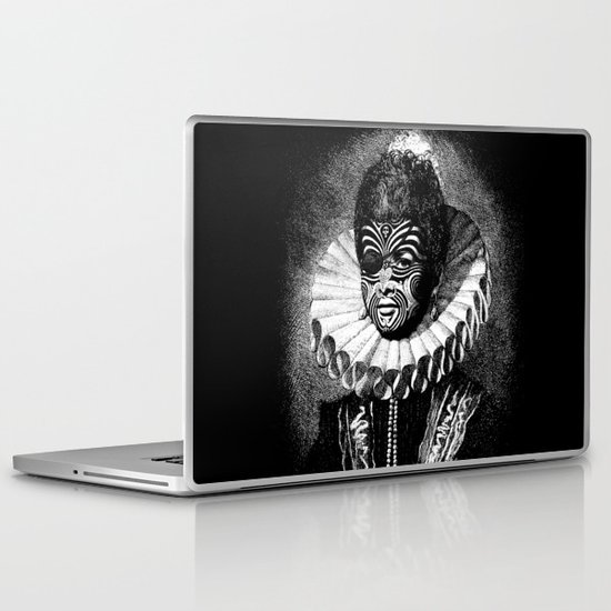 Milady Laptop & iPad Skin