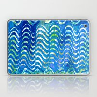 Rippling Waves Laptop & iPad Skin