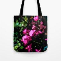 Rose garden Tote Bag