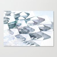 The Flying Playschool Canvas Print