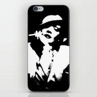 Marlene II iPhone & iPod Skin