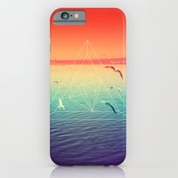 iPhone Cases featuring Lapse In Perception by Victor Vercesi