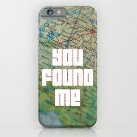 you found me iPhone 6 Slim Case