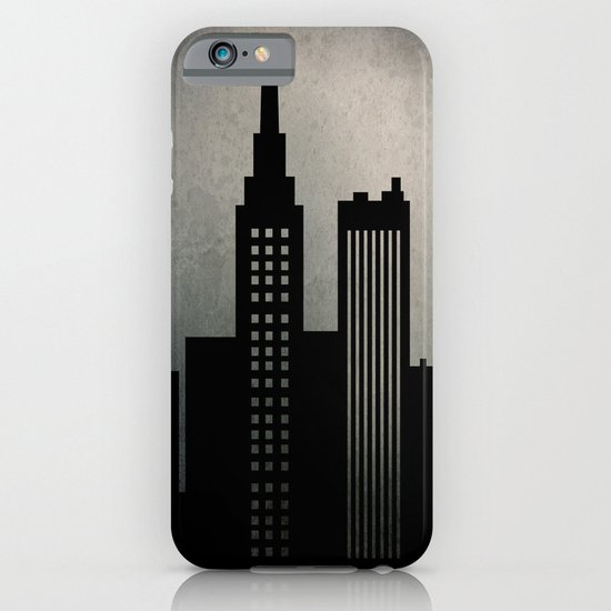 City Skyline  iPhone & iPod Case