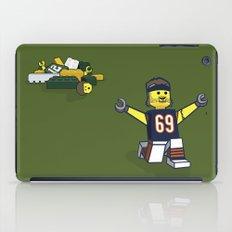 Bears Bricked: Jared Allen iPad Case