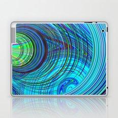 Re-Created  Hurricane 3 by Robert S. Lee Laptop & iPad Skin