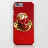 Gorodec skull iPhone 6 Slim Case