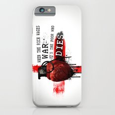 When The Rich Wages War... Slim Case iPhone 6s