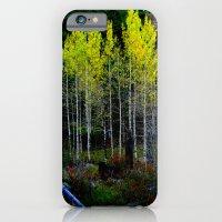 iPhone & iPod Case featuring Aspen Grove by Jennifer L. Craft