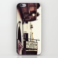Absinthe House iPhone & iPod Skin