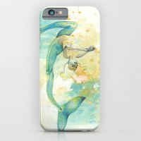 Two-tailed Mermaid iPhone 6 Slim Case