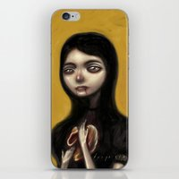 A Hunger That Will Not G… iPhone & iPod Skin