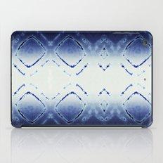 Tie-Dye Dia Blue iPad Case