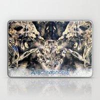 Arachnophobia Laptop & iPad Skin